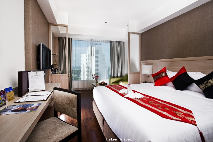 Special Rate For Signature Hotel Pattaya