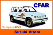 Rent-a-car Suzuki Vitara in Phuket